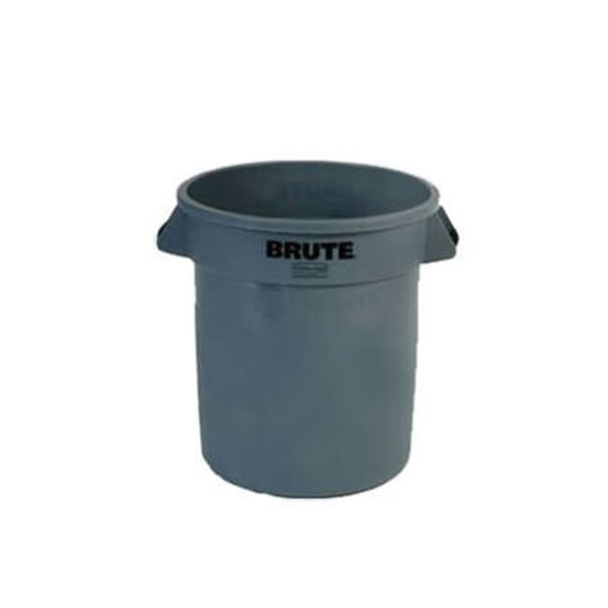 Picture of ROUND GARBAGE CAN - 38 L