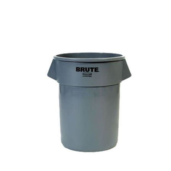 Picture of ROUND GARBAGE CAN - 208 L