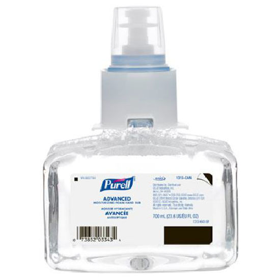 Picture of PURELL LTX MOUSSE CARTRIDGE - 700 ML