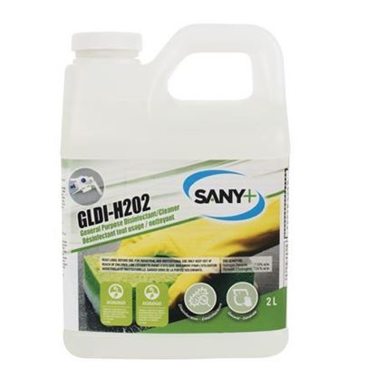 Picture of GLDI-H202 - DISINFECTANT -  2 L (DIN)