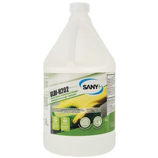Picture of GLDI-H202 - DISINFECTANT -  4 L (DIN)