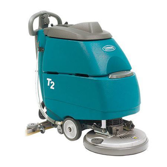 Picture of  TENNANT T2 WALK-BEHIND COMPACT SCRUBBER
