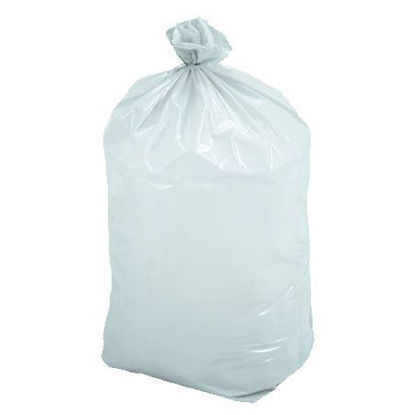Picture of Garbage bags 18''x 20'' White regular  (1000/cs)