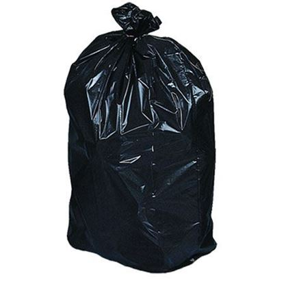 Picture of Garbage bags 26''x36'' Black Regular (250/CS)