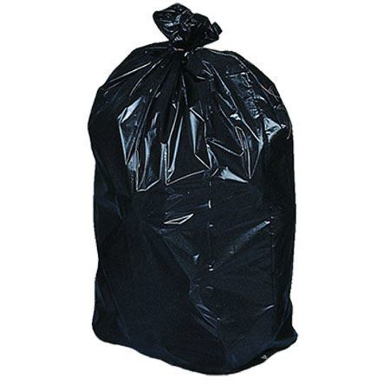 Picture of Garbage Bags 42''x 48''  Black Extra-Strong (100/CS)