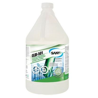 Picture of GLDI-501 - CONCENTRATED DISINFECTANT - 4 L (DIN)