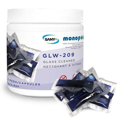 Picture of GLW-209 - Glass cleaner - 25 un. / cont.
