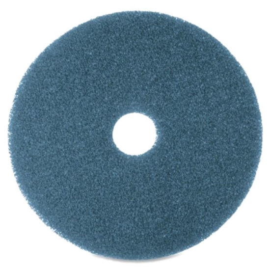 Picture of BUFFER PAD BLUE - 14''