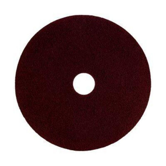 Picture of PAD SCOTCH-BRITE MAROON 17  '' - 3MSPP