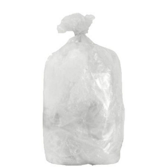 Picture of Garbage Bags  35'' x 50'' Strong Clear (125/CS)