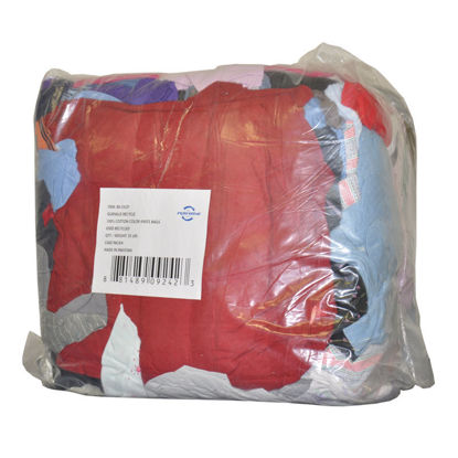 Picture of COTTON RAGS - 25 POUNDS
