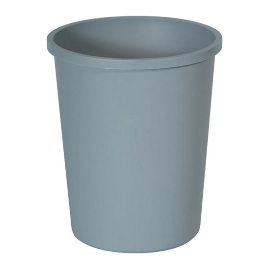Picture of GREY GARBAGE CAN - 42 L